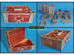 Castle Box Construction Set