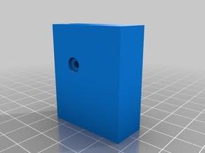 anet a6 x belt tensioner puley bloc v2