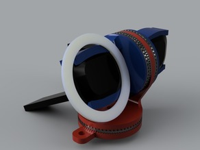 Dual LifeCam HD-3000 Mount for FRC