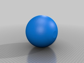 Round Vase Ball