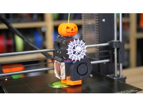 Pumpkin filament cleaner