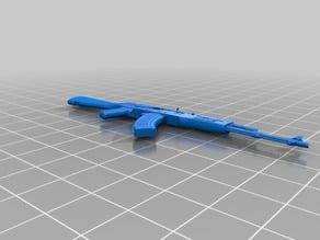 AKM AK-47 PUBG Weapon Model