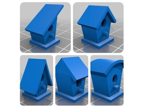 Wingspan Birdhouses (5 different models)