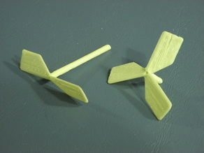 Air Tops (Customizable Helicopter Toy)
