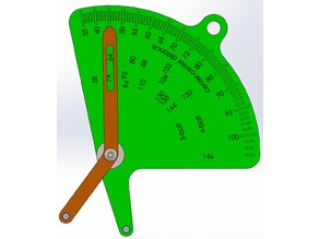 Bolt Circle Diameter Tool