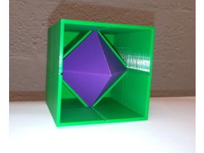 Octahedron in a Cube / Hexahedron