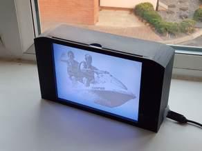 Lithophane Lightbox Frame (Easily Swap Photos)
