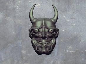 Hannya Mask 01