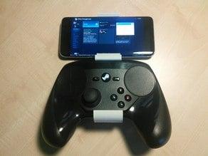Steam Controller Samsung S8 phone mount