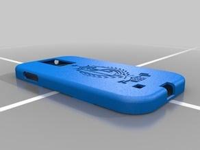 Galaxy S4 Phone Case - Standard de Liège
