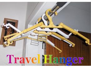 Travel Hanger T. up 10 kg