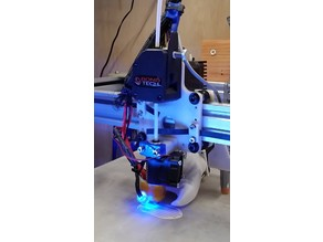 Bondtech BMG extruder mount for C-Bot