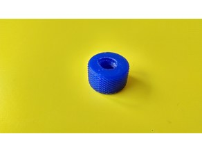 NUT for M10 wood screw