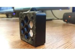 Hinge for Extruder Heatsink (Anet A8)