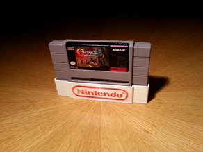 SNES cartridge protector / cache de protection pour jeux de super nintendo