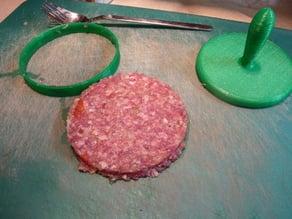 Print a Burger
