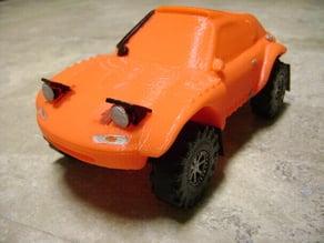 Rally Raid Roadster
