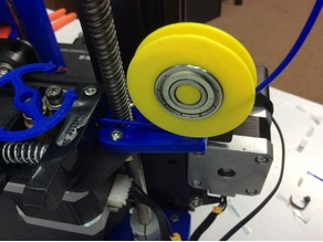 Ender 3 filament guides