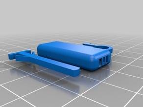 My Customized Parametric Zip Toggle