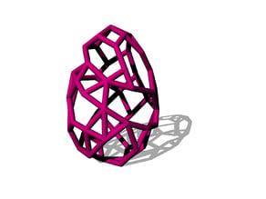 Simplistic Easter Egg