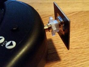 SMA turning knob