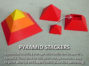 Pyramid Stacker