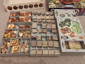 Small Worlds Box Insert - Including Realms