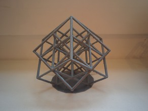 Customizable Lattice Cube Torture Test