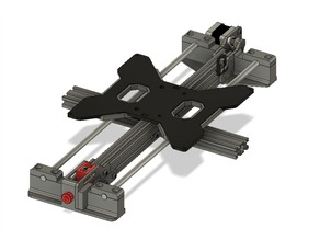 TEVO Tarantula - Linear bearings, Y belt tensioner