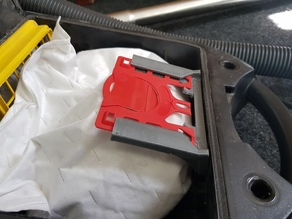 Bag Retainer for Hoover Telios 1700 Vacuum Cleaner
