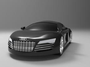Audi R8 Model  v1