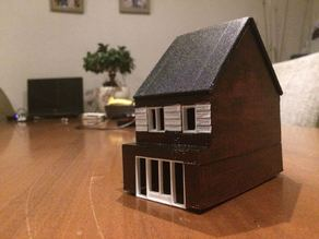 Scalemodel of a house