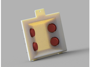 Shoulder Buttons for GameBoy Zero V2