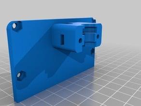 RepRap Mendel Extruder Holder for E3D V6 extruder