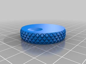 Knurled Knob for RepRap RAMPS LCD controller