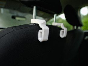 Mitsubishi Imiev Seatback Trash Bag Hooks