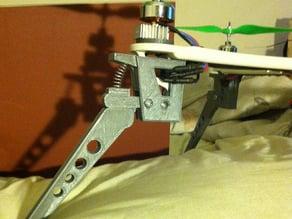 Shock-Absorbing Landing Legs for F450 / Q450 style Flamewheel Xframe Quad-copter Multirotor DJI