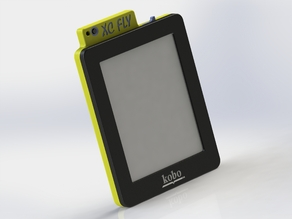 Kobo Mini BlueFly vario and bigger battery back case