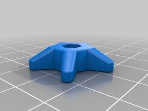 M3  thumb wheel / knob / screw / Wing Nut