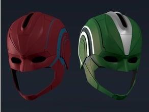 Captain Marvel Helmet