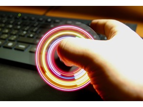 RGB LED Fidget Spinner