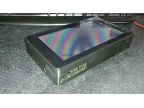 Raspberry Pi tablet case