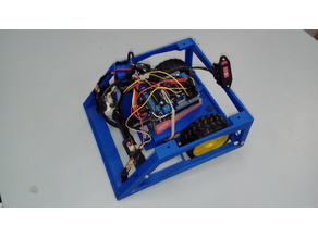 SUMO ROBOT ARDUINO