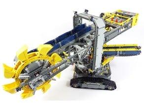 cardan de transmission / transmission gimbal lego 42055