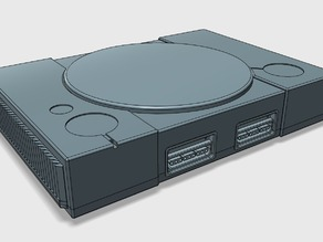 Playstation Pi Mega (Raspberry Pi 2 + 3 Case)