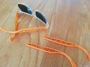 3D-printed Custom Sunglasses