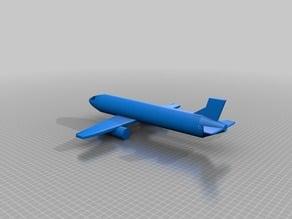 Boeing 737 - 1st attempt