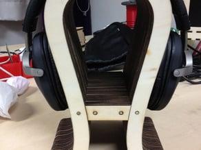 standard headphone stand
