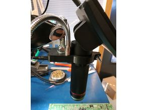 Andonstar ADSM302 Microscope adapter for microphone stands