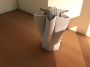 Vase sixstars